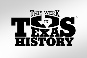 This Week in Texas History Logo